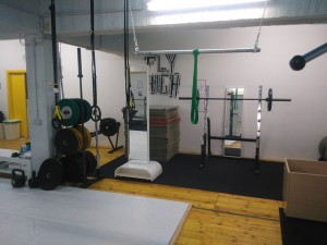 Atlas Gym Kraftraum 3